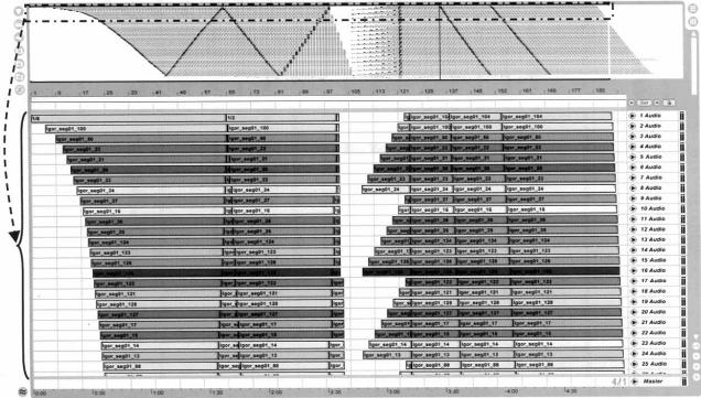 Topel and Casey, Elementary Sources implementation in Ableton Live